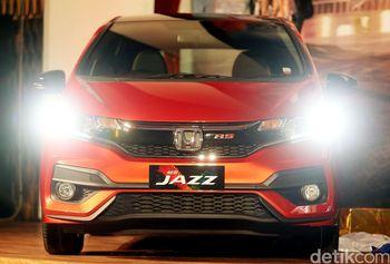 Giliran Honda Jazz Terbaru Mengaspal di Indonesia