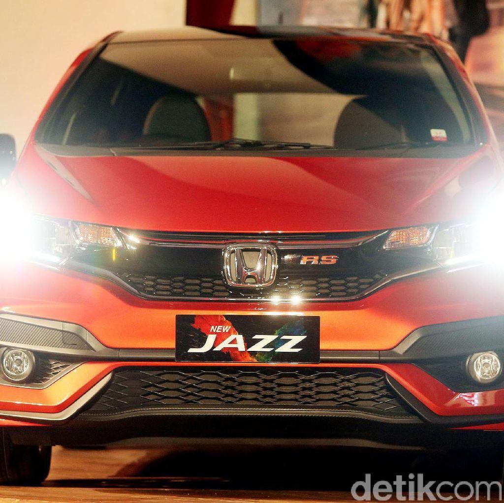 Foto: Giliran Honda Jazz Terbaru Mengaspal di Indonesia