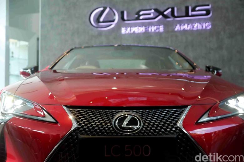 Mobil Konsep Lexus Resmi Meluncur Rp 4,2 Miliaran