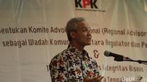 KPK Pilih Jateng Mempelopori Pembentukan Komite Antikorupsi Daerah