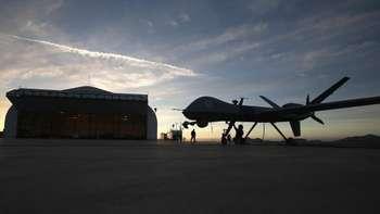 Penampakan Drone AS, Pemburu Musuh yang Mengerikan