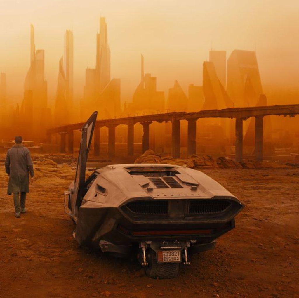 Dunia Blade Runner 2049 Digarap Tanpa Mengandalkan Layar Hijau