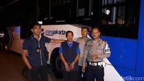 TransJakarta Nyasar ke Pantura, Ternyata Bus Curian