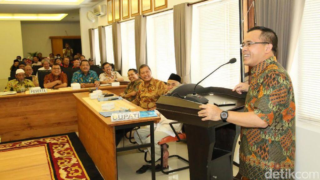Banyuwangi Tuan Rumah Jambore Forum Pembauran Kebangsaan se-Jatim