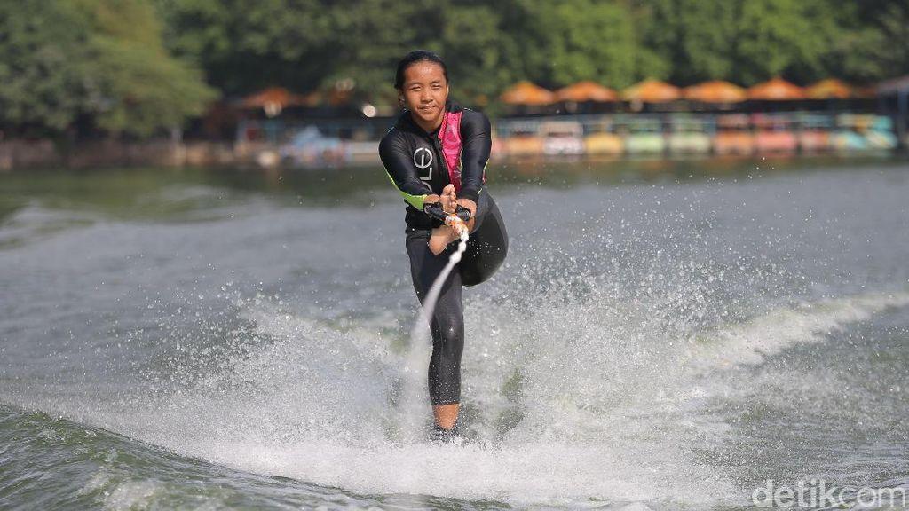 Ski Air Vs Satlak Prima Soal Target Emas di SEA Games