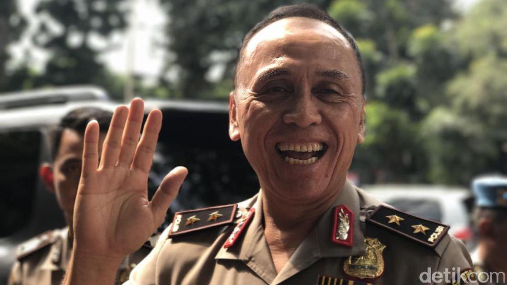 Soal Kasus Habib Rizieq, Irjen Iriawan: Saya Sudah Maksimal