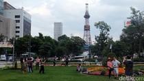Belum Sah ke Sapporo, Kalau Belum Foto dengan Menara Ini