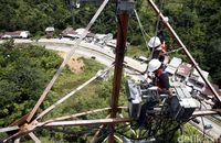 Menghalau Sinyal Malaysia di Beranda Terdepan Indonesia
