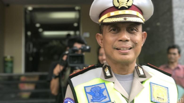 Soal Larangan Motor, Polisi: Uji Coba dan Evaluasi Dulu