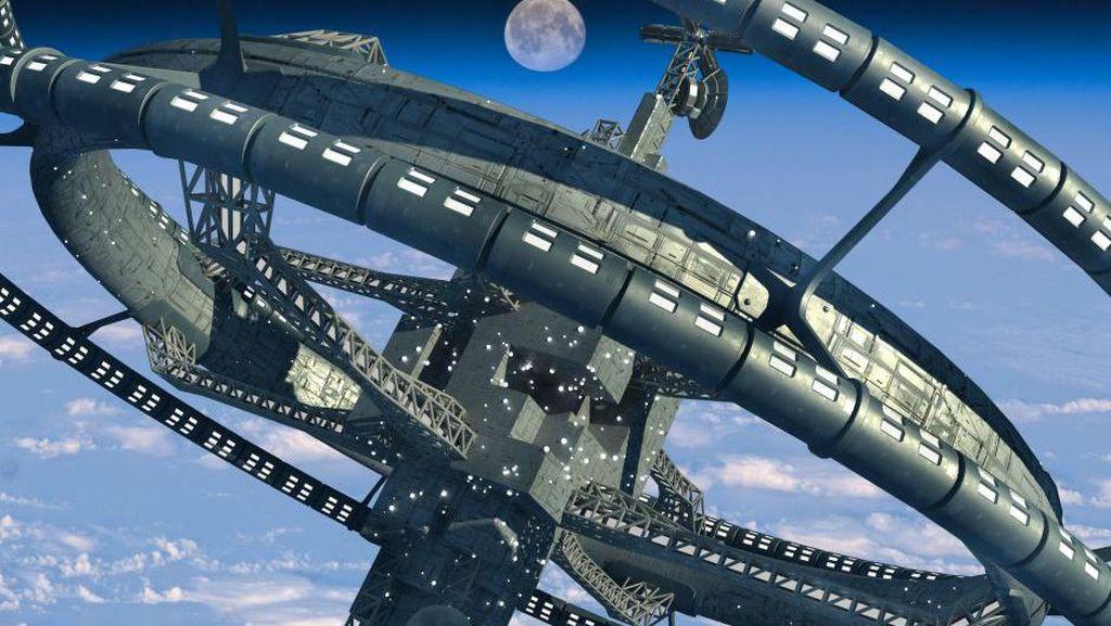 Lapan: Negara Asgardia Masih Mimpi!