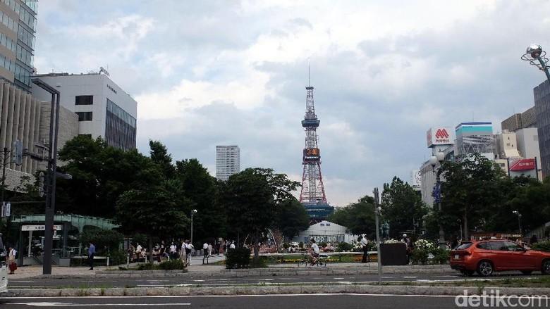 Foto: Landmark Kebanggaan Kota Sapporo