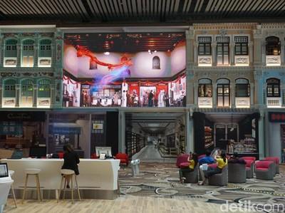 Video: Super Keren! Terminal 4 Bandara Changi yang Baru