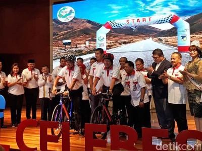 Perdana! Tour de Central Celebes Diselenggarakan Awal November