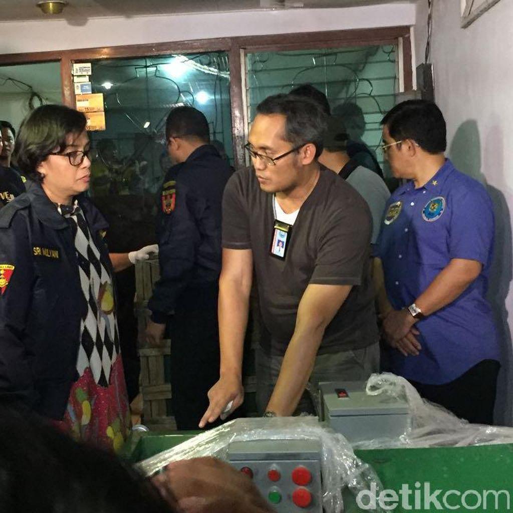 Penyelundup Sabu Ditangkap, Sri Mulyani: 2 Juta Orang Terselamatkan