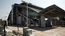 Pembangunan Stasiun Bekasi Timur Terus Dikebut