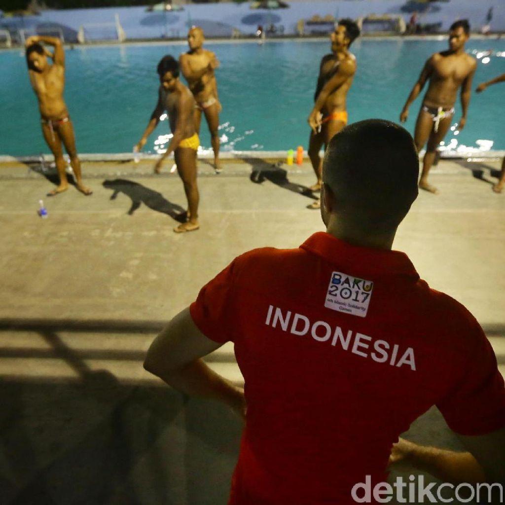 SEA Games Kian Dekat, Polo Air Putra Matangkan Detail Strategi