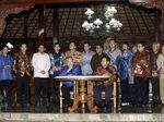 Agus Yudhoyono Ikut dalam Pertemuan SBY-Prabowo