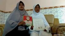Usia 82 Tahun, Nenek Ini jadi Calon Jemaah Haji Tertua di Mojokerto