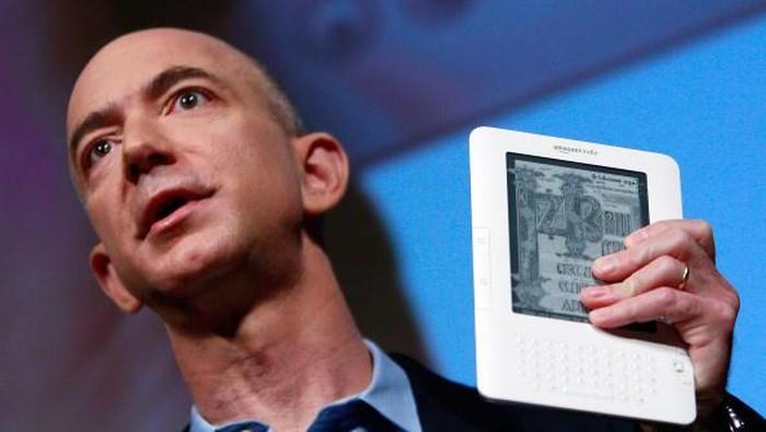 Jeff Bezos. Foto: istimewa