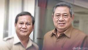 Nostalgia Prabowo & SBY