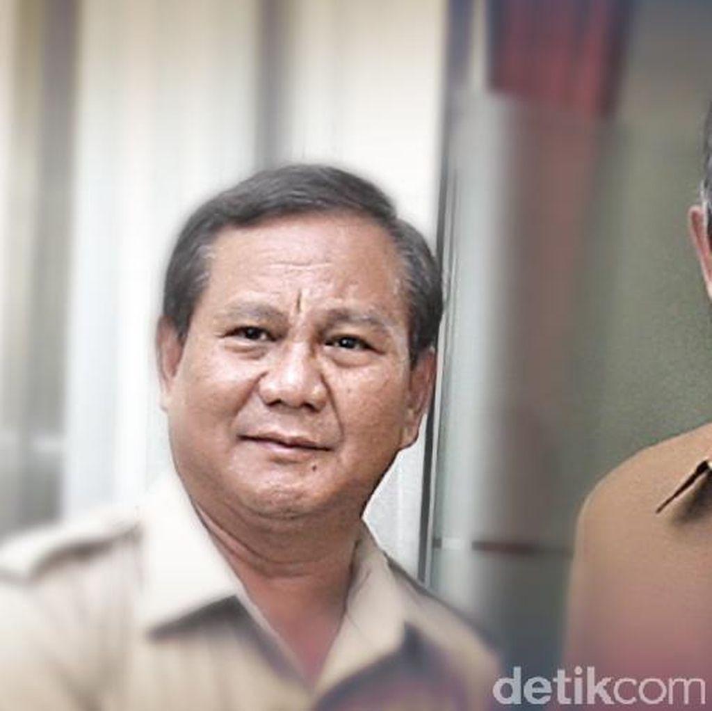 Berangkat dari Kertanegara, Prabowo Bersiap Temui SBY di Cikeas