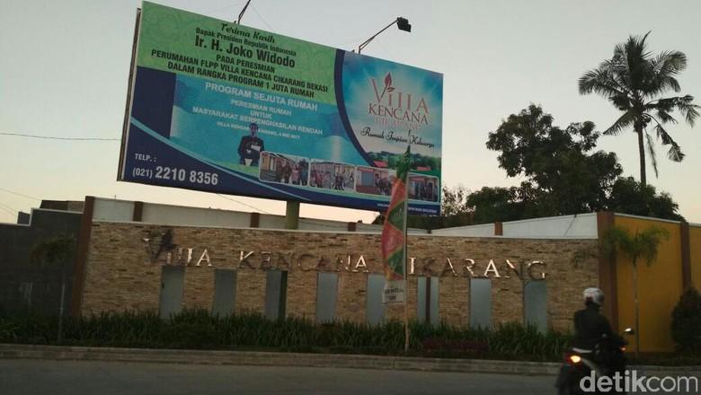 Ludes Dipesan, Rumah DP 1% di Cikarang Masih Bisa Dibeli