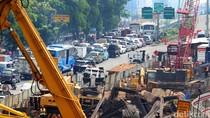 Macet Karena Tol Jakarta-Cikampek Layang, Ini Kata Menteri PUPR