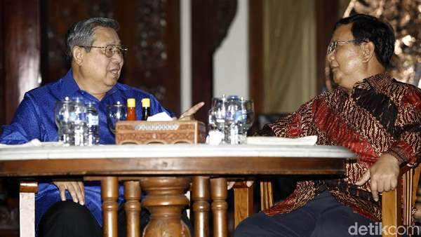Pesan Politik SBY: Power Must Not Go Unchecked