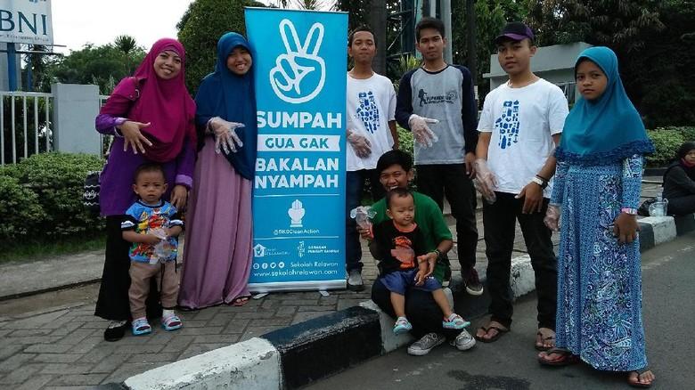 Gerakan Bekasi Clean Action (dok Bekasi Clean Action)