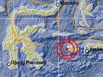 Gempa 5,8 SR Guncang Pulau Buru, Tak Berpotensi Tsunami