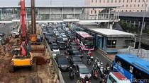 Kemacetan Kepung Cawang-Pancoran