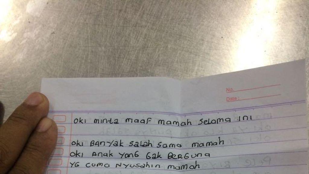 Ini Isi Surat Wasiat Pria Lompat dari Jembatan Pasupati Bandung