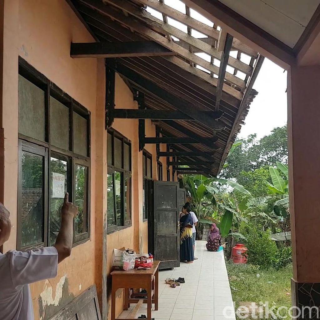 800 Bangunan SD di Sukabumi Rusak, Setengahnya Mulai Diperbaiki
