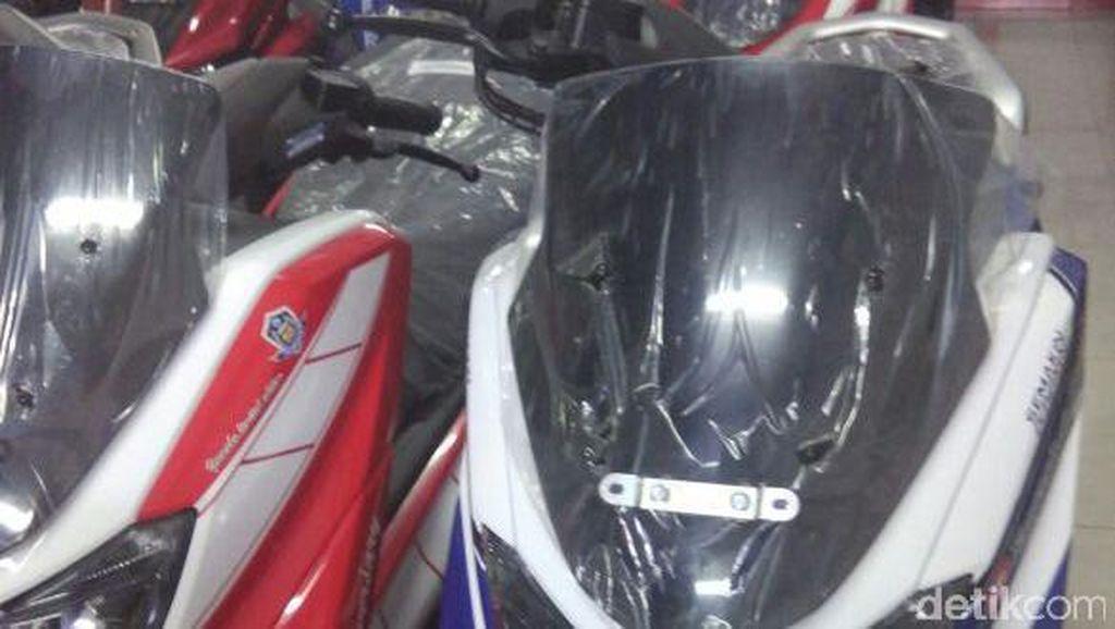 Diler Yamaha Mulai Jual NMAX Custom