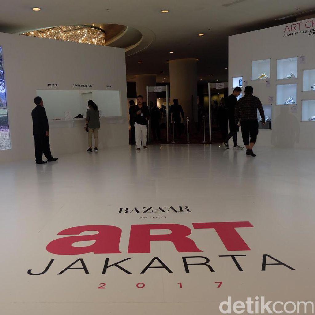 Siap Ikuti Pembukaan Pesta Seni Rupa Art Jakarta 2017?