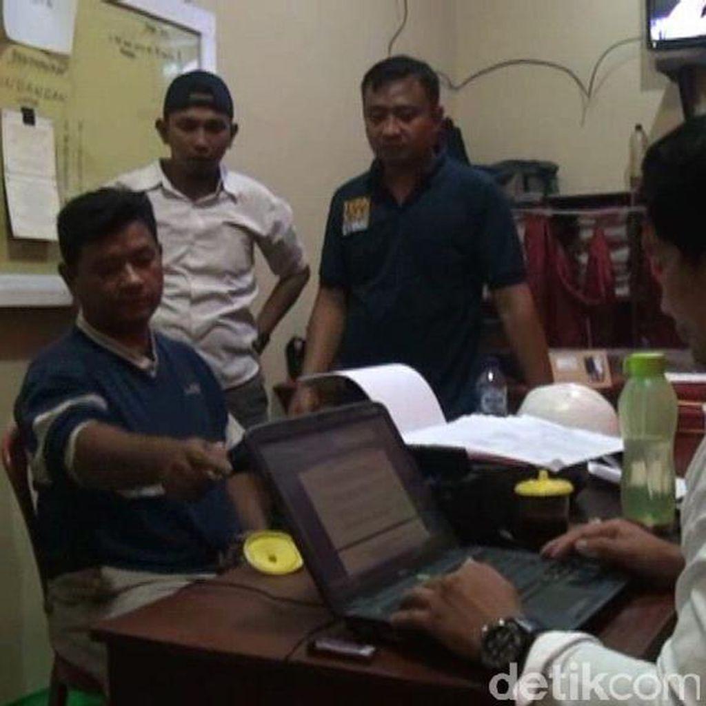 Polisi Tangkap 2 Pembakar Lahan di Sumsel