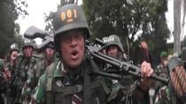 Melihat Perjuangan Jenderal Gatot Dapatkan Brevet Kopassus