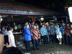 SBY dan Prabowo Tutup Pertemuan dengan Saling Hormat