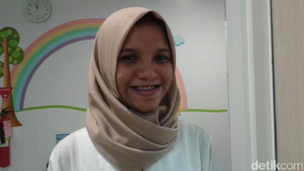 Kisah Fandina, Gadis Manis yang Hadapi Bullying karena Bibir Sumbing