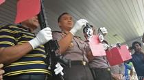 Perakit Senpi Ilegal di Tangerang Sudah 1 Tahun Produksi