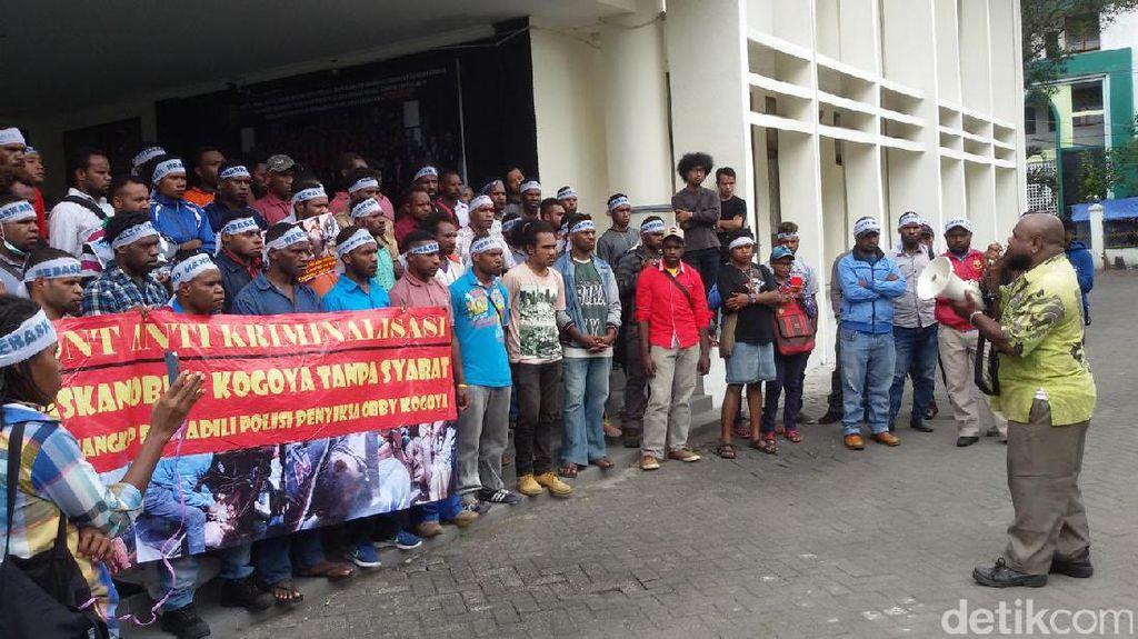 Lawan Petugas Saat Aksi, Mahasiswa di Yogyakarta Divonis Percobaan