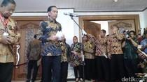 Soal Kasus Teror ke Novel Baswedan, Jokowi Minta Masukan Kapolri