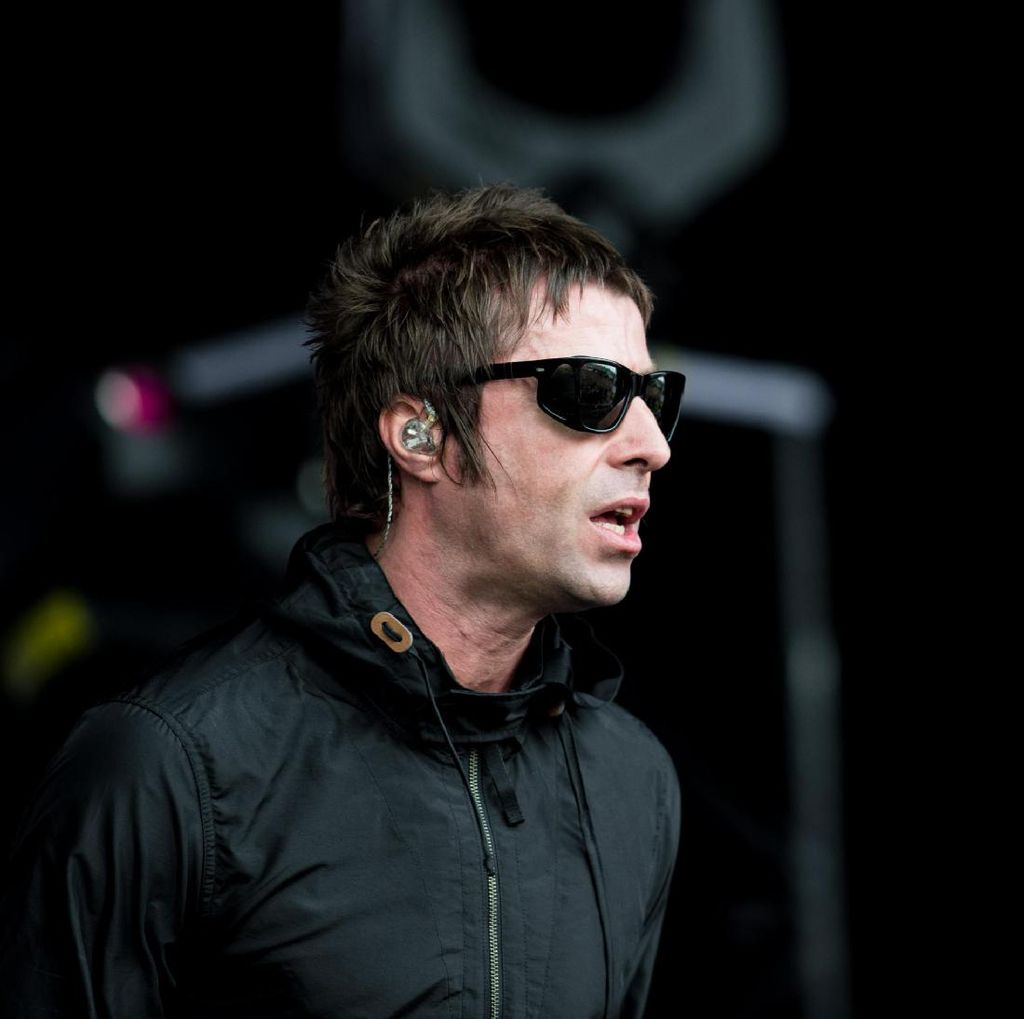 Diejek Liam Gallagher, Ini Respon James Corden