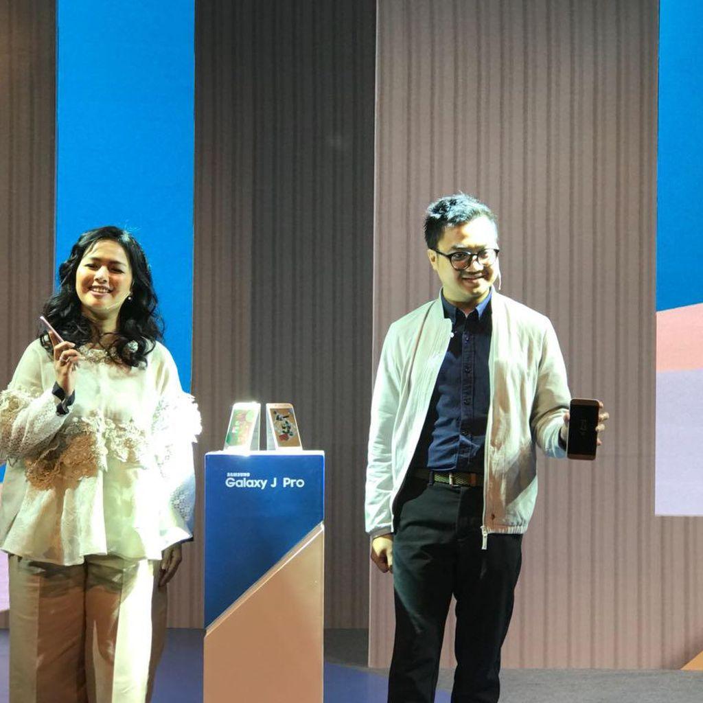 Galaxy J5 Pro dan J7 Pro Sapa Indonesia, Ini Harganya