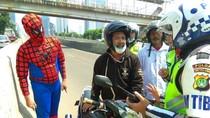 Cerita Uya Kuya Jadi Spider-Man di Jalan Layang Non Tol