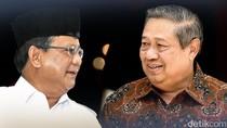 Memori Pertemuan Prabowo-SBY Jelang Pilpres 2014