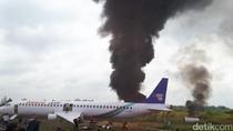 Melihat Latihan Penanganan Kecelakaan Pesawat di Bandara Yogya