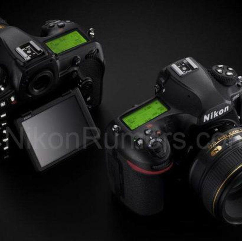 Penampakan Kamera Anyar Nikon D850