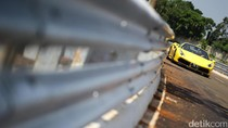 Sirkuit Jalanan BSD City Tak Mungkin Jadi Sirkuit Permanen