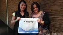 Ambisi LinkSys Geber Internet Cepat di Indonesia